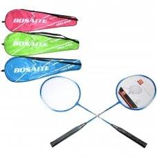 Badmintono rakečių komplektas