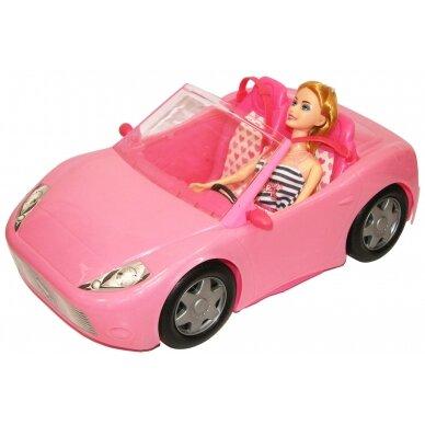 Mašina su lėle
