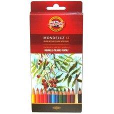 Pieštukai akvareliniai