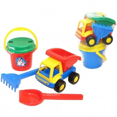 Smėlio žaislų rinkinys
