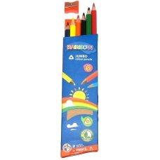 Spalvoti pieštukai