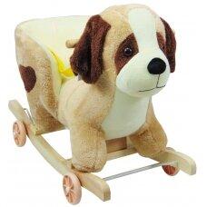 Šuo - sūpuoklės