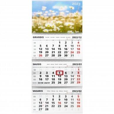 Trijų dalių kalendorius