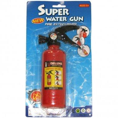 Vandens šautuvas gesintuvas