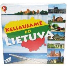 Žaidimas Keliaujam po Lietuvą
