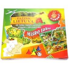 Žaidimas Pažink Lietuvą