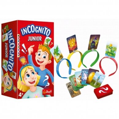 Žaidimas Incognito Junior