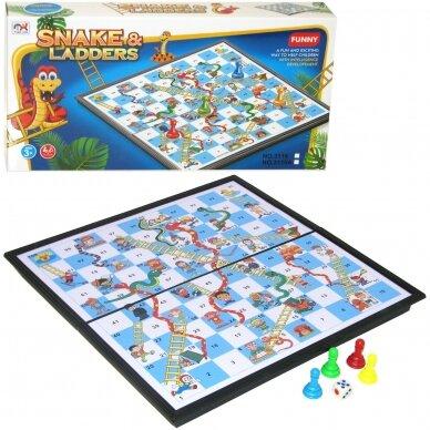 Žaidimas Snakes & Ladders