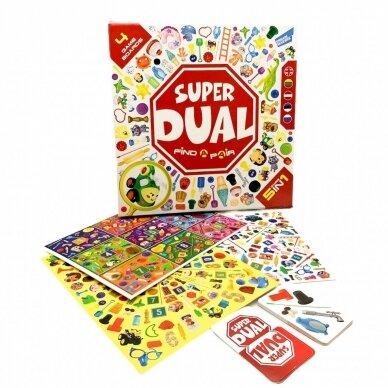 Žaidimas SuperDual