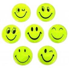 Ženkliukai šypsenėlė